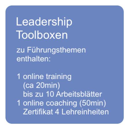 Leadership Toolboxen